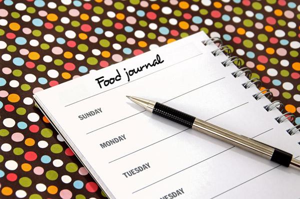 Food journal - food diary