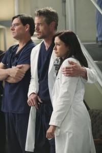 Grey's Anatomy: A wedding!