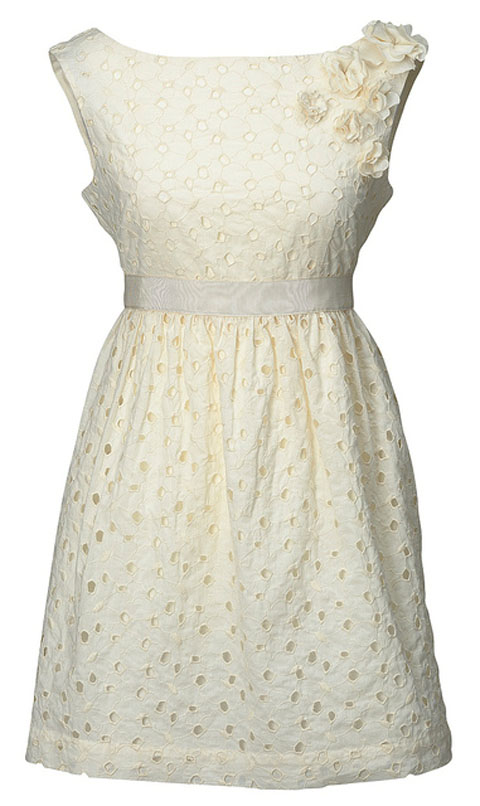 Модная одежда для полных девушек 2011 от H & M