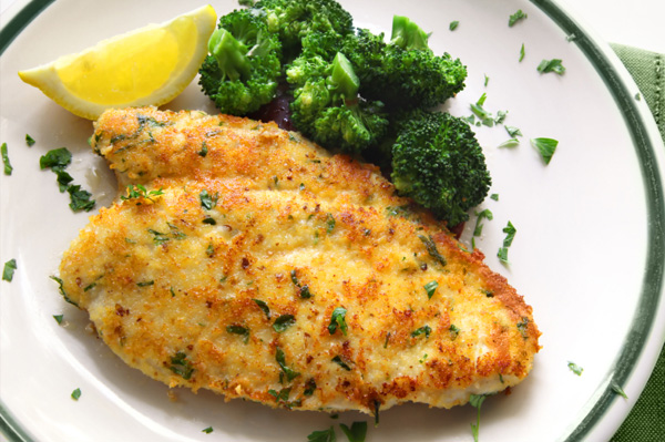 Herbed chicken breast