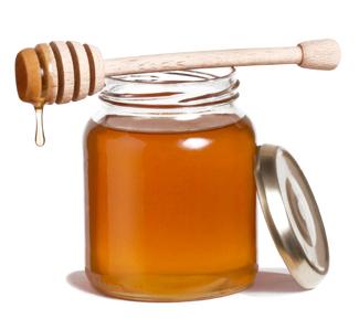 Unpasteurized honey