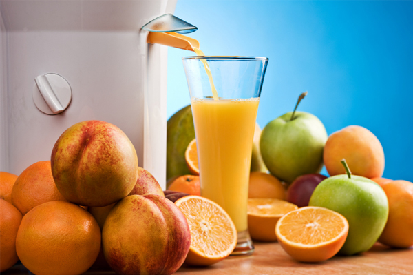 Juicing for healthy skin.
