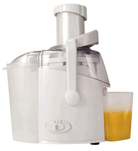 A juicer