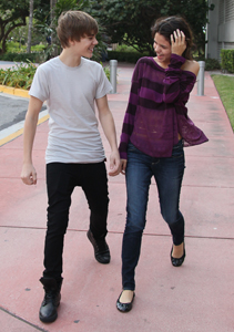 Justin Bieber Selena Gomez