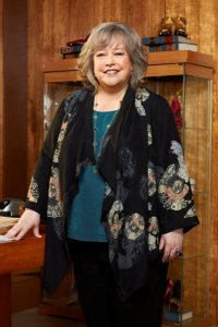 Kathy Bates in Harry's Law