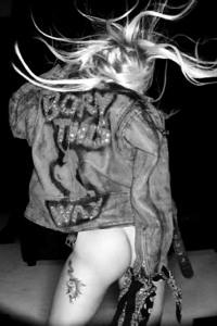 Lady Gaga shocks? Hardly!