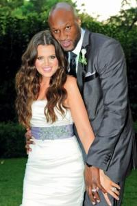 It's the Khloe & Lamar show!