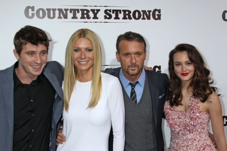 The cast of Country Strong at its premiere