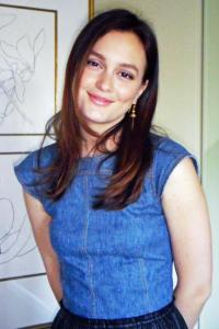 Leighton Meester interview!