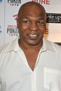 Mike Tyson: Eight is enough!