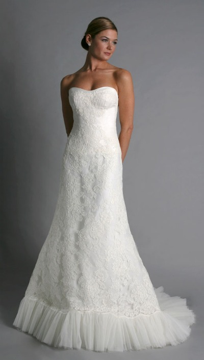 Spring 2011 bridal gowns