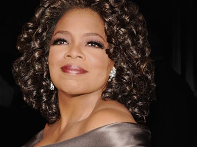 Oprah's family secret: she has a half sister