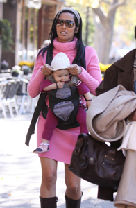 Padma Lakshmi custody battle