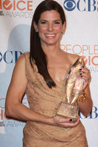 People's Choice Sandra Bullock