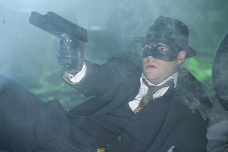 Green Hornet star Seth Rogen