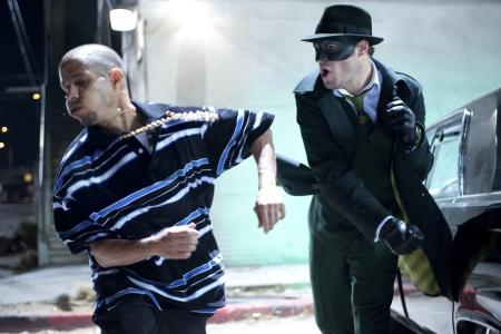 Seth Rogen stars in The Green Hornet