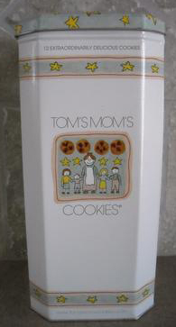 Tom's Mom's Cookies
