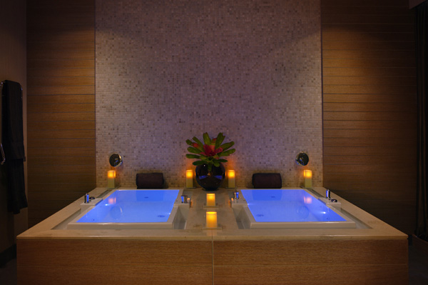 5 fab urban day spas for Spa hotel chicago