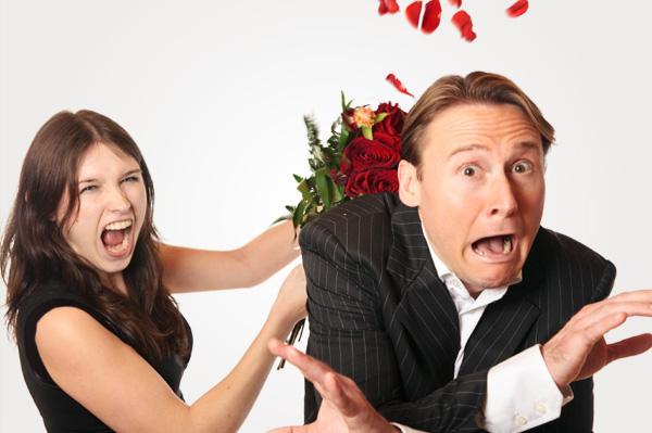 Valentine's Day dread