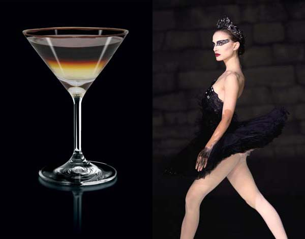 Black Swan Cocktail 
