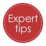 Exper tips