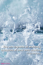 Miracles iphone wallpaper