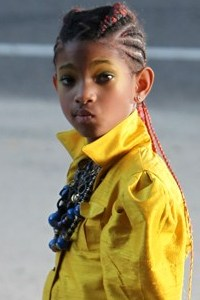 Willow Smith is Annie