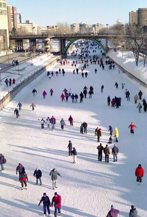 Winterlude, Ottawa, Canada