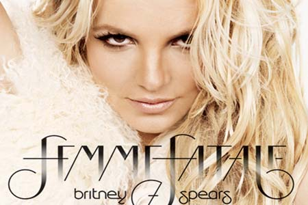 Britney Spears album Femme Fatale