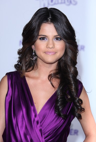 selena gomez hair long straight. selena gomez