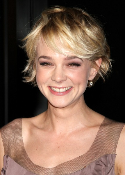 short hair styles on todays actresses