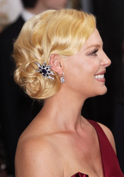 Top 20 glamorous celebrity updos - Page 3