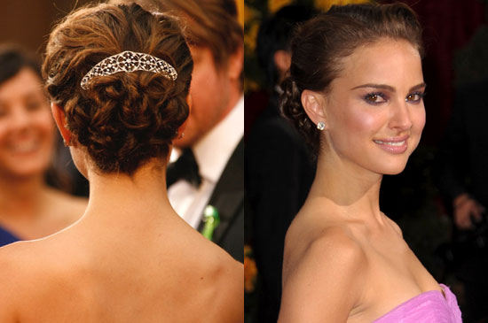 hollywood royalty red carpet Hairstyles