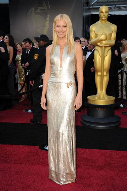 Oscar 2011 red carpet replicas