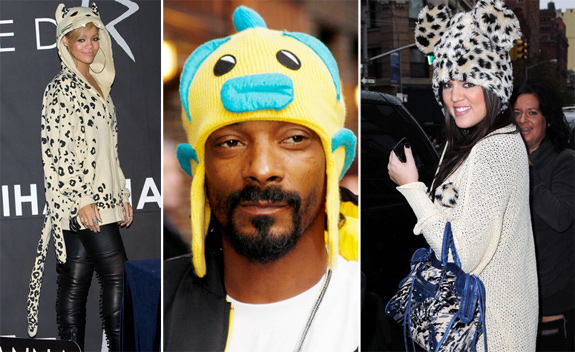 Snoop Dogg pretending to be an aminal