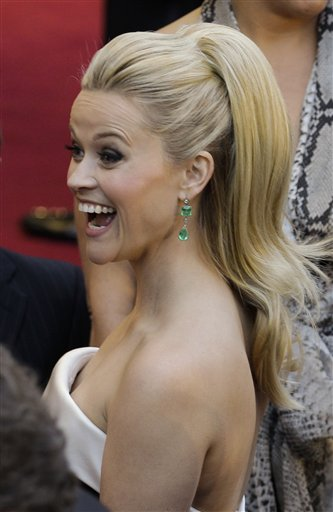 reese witherspoon hair oscars. Reese Witherspoon