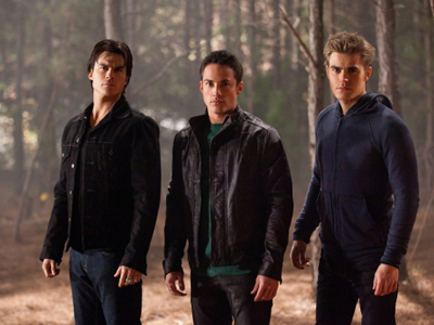 The Vampire Diaries Daddy Issues
