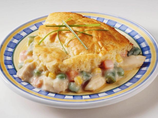 Easy chicken pot pie recipes