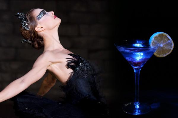 Black Swan Cocktails