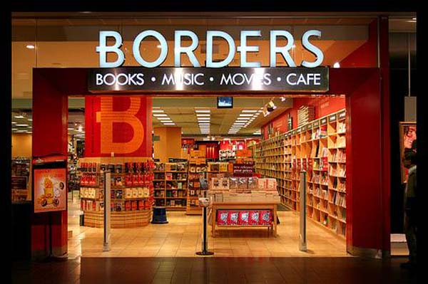 Borders store closings
