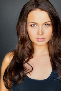 Kate played by Camilla Luddington