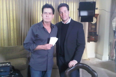 Sheen's Today Show Interview!
