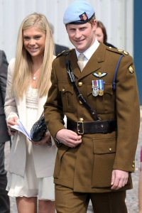 Prince Harry: Royal love in the air?