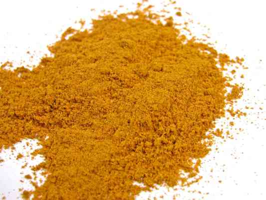 Curry spice