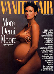 Demi Moore Vanity Fair