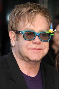 Elton John dispenses advice