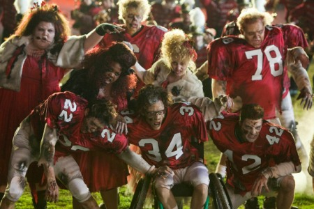 Glee does the Super Bowl