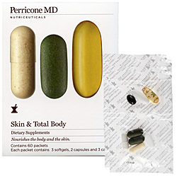 Beauty supplement: Skin health