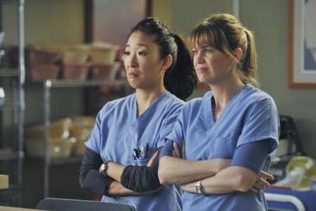 Grey's Anatomy toasts PYT