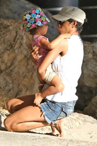Halle Berry custody battle